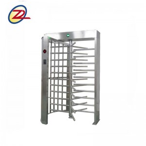 access control product Security full height turnstile