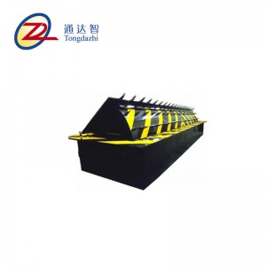 Shenzhen security software Security road blocker for automatic gate parking system