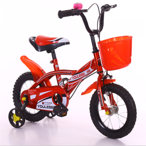 12'' children bicycle with training wheels