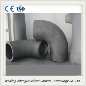 High heat-resistant sisic liner tube with high quality