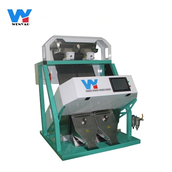 Competitive Price Plastic Waste color sorting machine