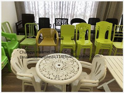 Wholesale factory customized plastic eco-friendly colorful household restaurant  supplies chairs