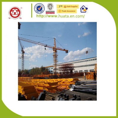 high quality Crane Scale ManufacturersCrane ManufacturersTruck QTZ40B(4708) 4Tons construction tower crane for sale in s