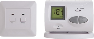 best quality RF wireless floor heating thermostat