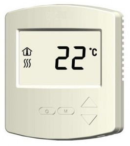 Simple dail easy operated electronic digital Room Thermostat For Heating system