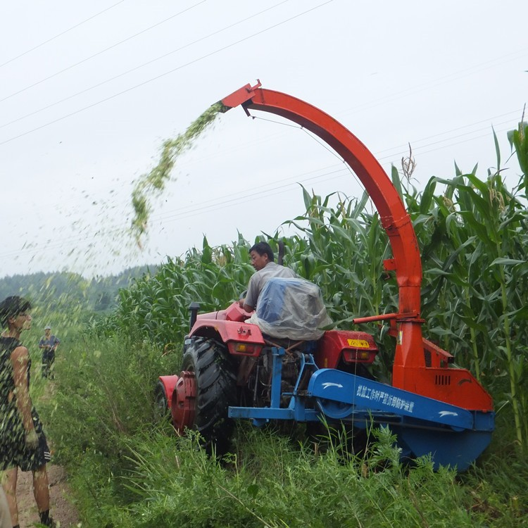 suspended Row-Independent Silage harvester