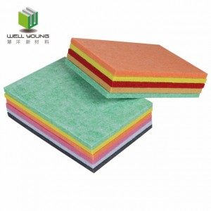 sound control polyester fiber acoustic panel