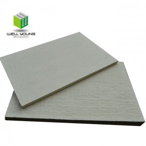 weather resistant fireproof magnesium oxide board