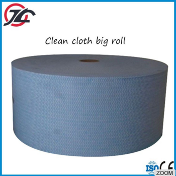 viscose and polyester spunlace fabric big rolls
