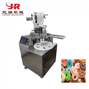 Small Roll Automatic Cake Fruit Packaging Machine
