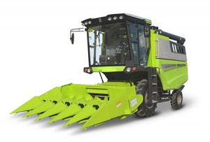 Agricultural Harvester Corn Combine Harvester for Wheat/ Soybean/ Millet/Sorghum