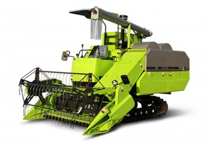 Agricultural Machinery Rice Harvester Machine Agricultural Harvester