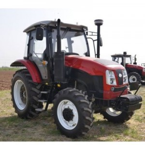 Large Agricultural Tractor 145HP 4WD