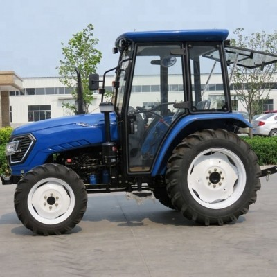 Small Agriculture Machinery 55HP 4WD Tractor