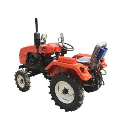 4 Wheel Mini Agricultural Machinery Tractor