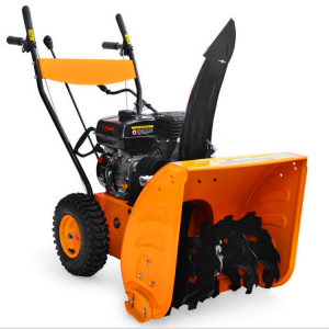 road dust sweeper/snow removing machine/gasoline snow plow