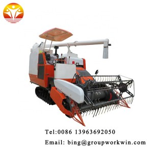 New Type Rice  Harvester with Best Price for Sale