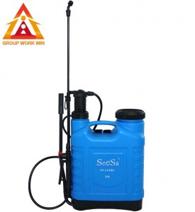 High quality orchard tractor knapsack power pump blower mist sprayer for sale