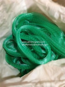 (Red de pesca monofilamento)High quality fishing nets ,soft and shine,depthway, twine selvage,strong knot