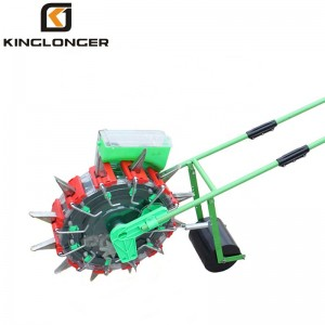 KINGLONGER KLG-12L Head Factory Price Garden Mini Manual Squash/Pumpkin/Peanut/Lettuce/Seed Planter