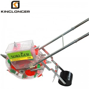 KLG-10F Head Hand Push Cole Crops/Kale/Okra/Melon Seeder