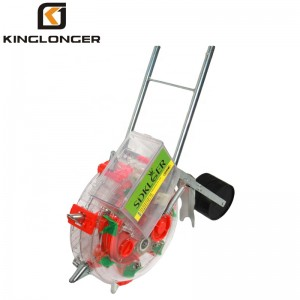 KINGLONGER KLG-12 Hand Push Manual Onion Seed Planter For Sale
