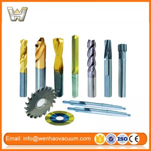 Cutting Blades Hard Thin Film PVD vacuum Coating Machine