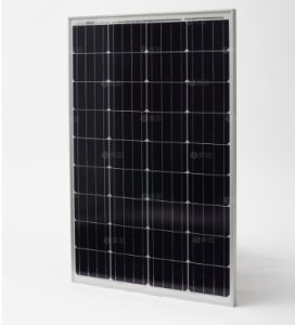 factory made 120w Mono solar panel system