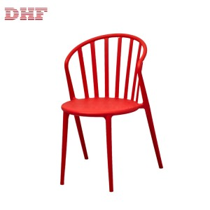 Outdoor Chair Plastic Red Chairs for Factory Price