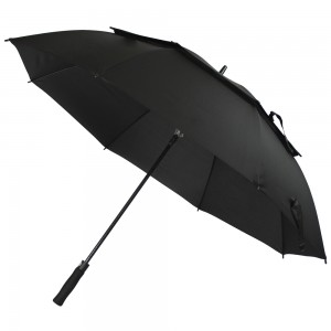 Custom promotional golf umbrella from china
