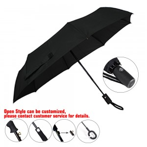 Mini folding citizen small and light umbrella
