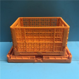 China Top Quality Plastic Folding Basket ,Flexible Plastic Crate, Folding Crate Hotsell
