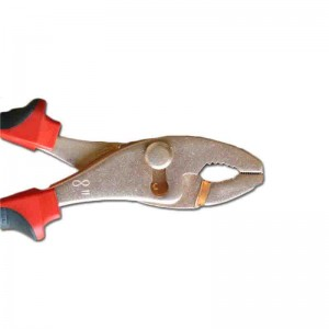 Non sparking Explosion-proof pliers Adjustable Combination Hot sale Be-cu 8""