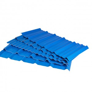 Roofing Sheets Corrugated PVC Translucent Fiberglass Roofing Sheets FG-1080W