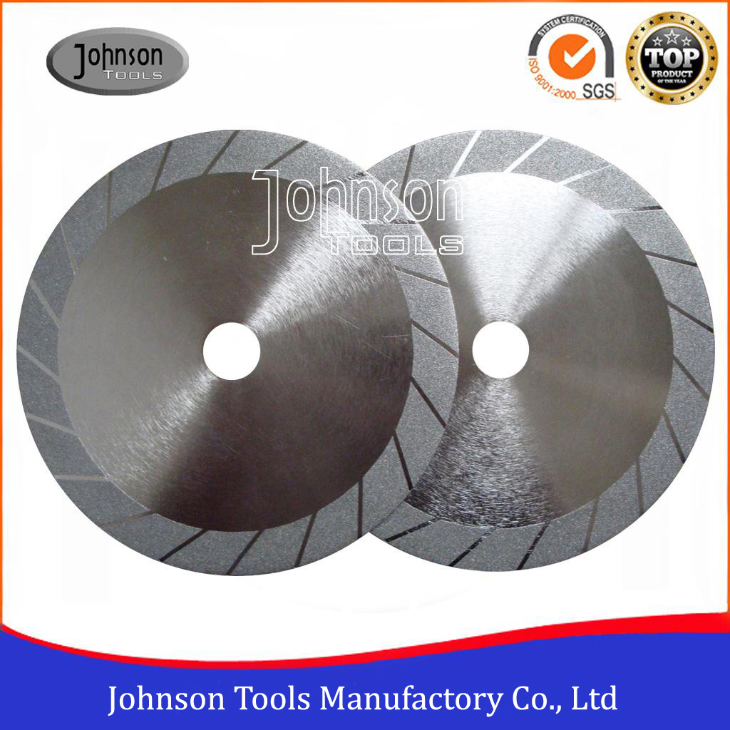 EP Disc 04 Electroplated Diamond Blades