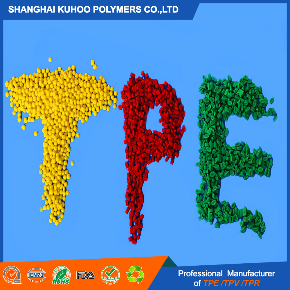 High quality TPE/ TPE resin/ thermoplastic elastomer TPE granules Plastic Raw Material