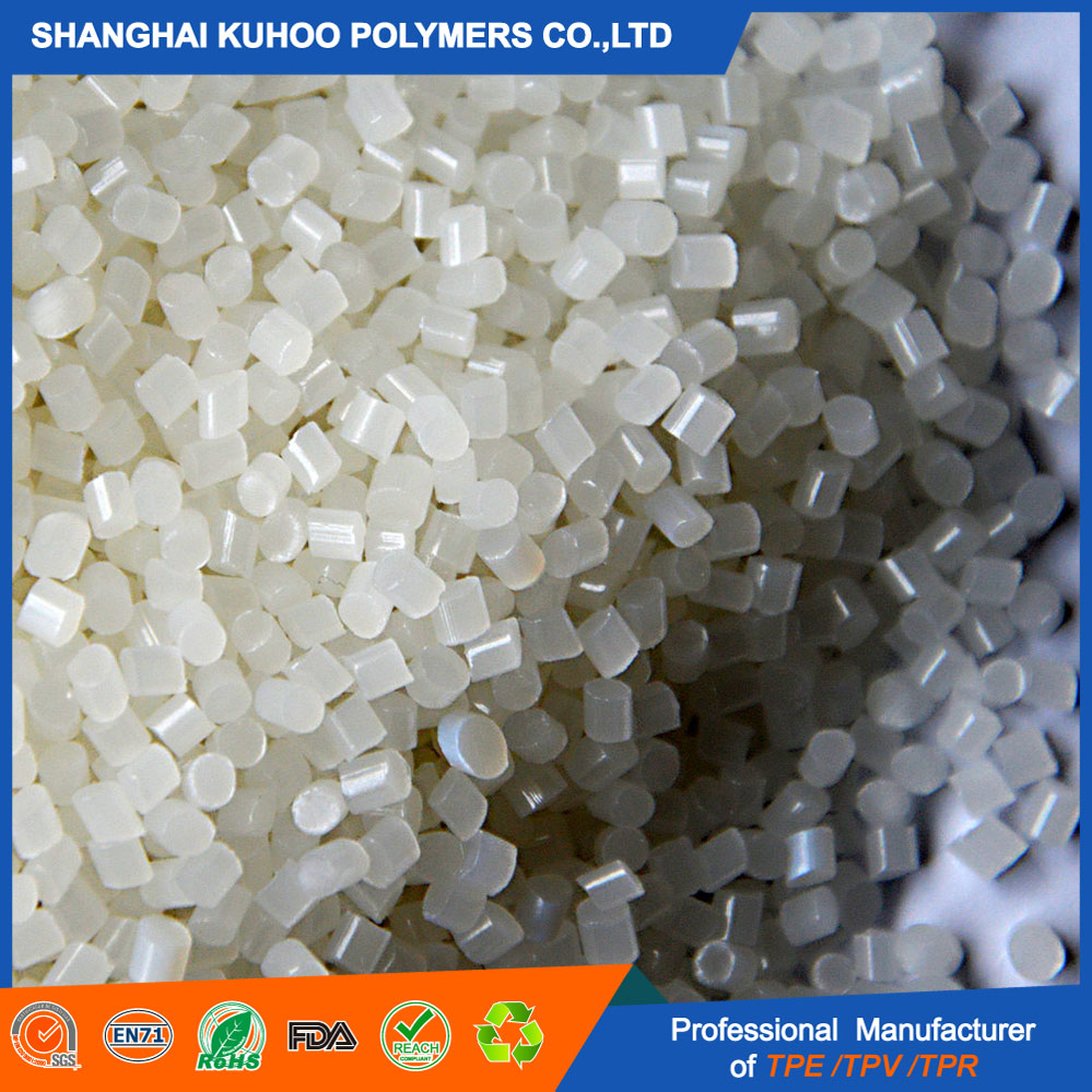 high quality thermoplastic rubber tpr rubber Granules/TPE granules FOR shoe sole
