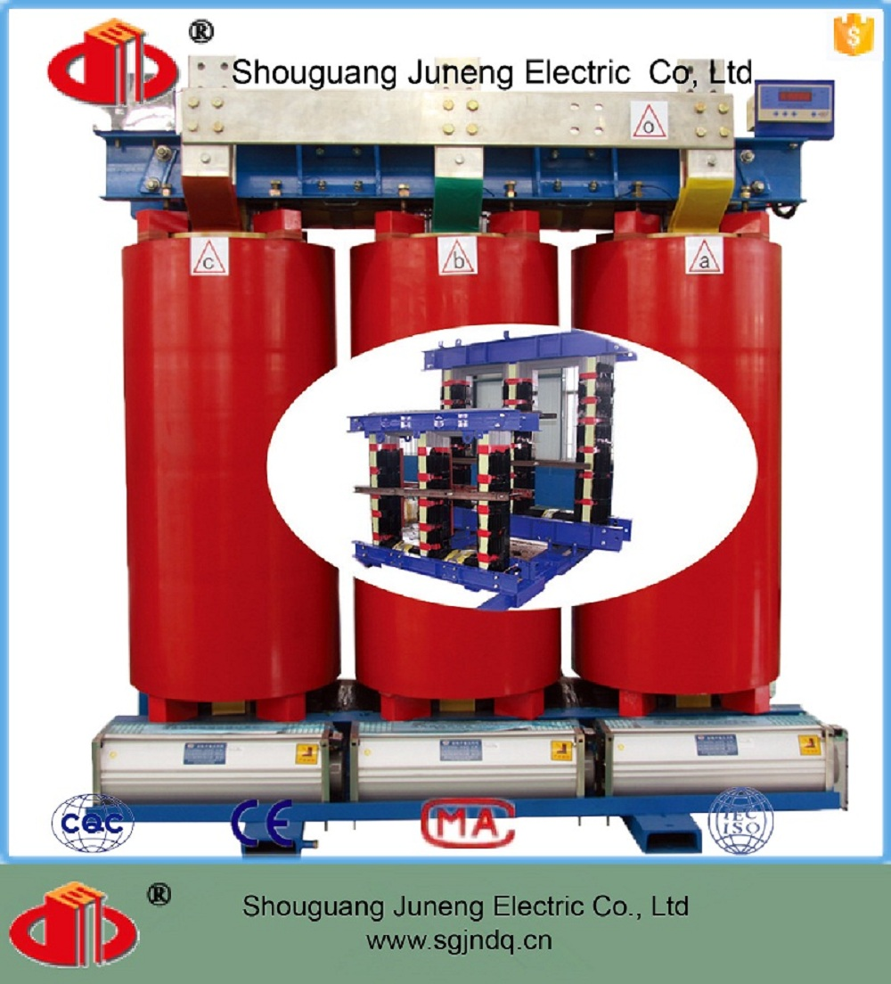dry type transformer 3phase transformer for rural power grid