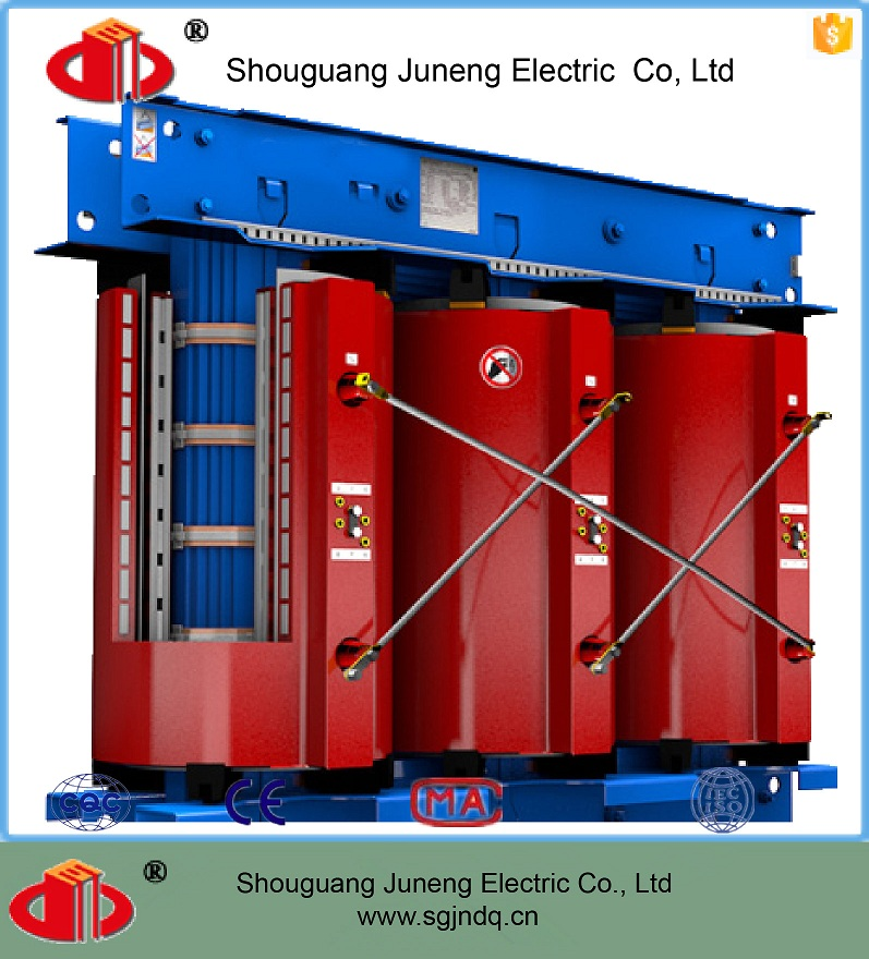 dry type transformer distribution transformer for rural power grid