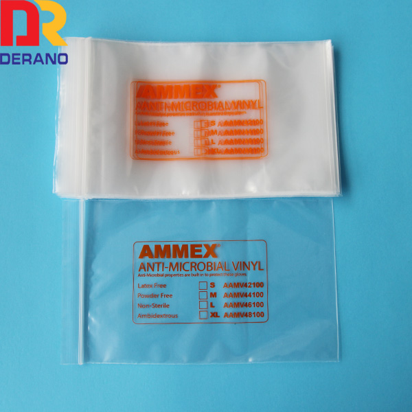 LDPE custom printed ziplock bag manufacturer