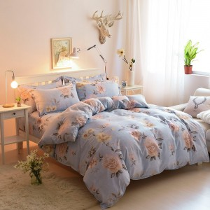 New Style Printed Custom High Quality Whole Home Bedding