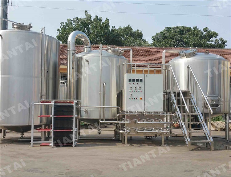 2000L Electric Brewhouse