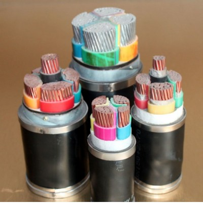 Rate voltage 0.6/1kv oxygen barrier layer resistance & flame-retardant power cable