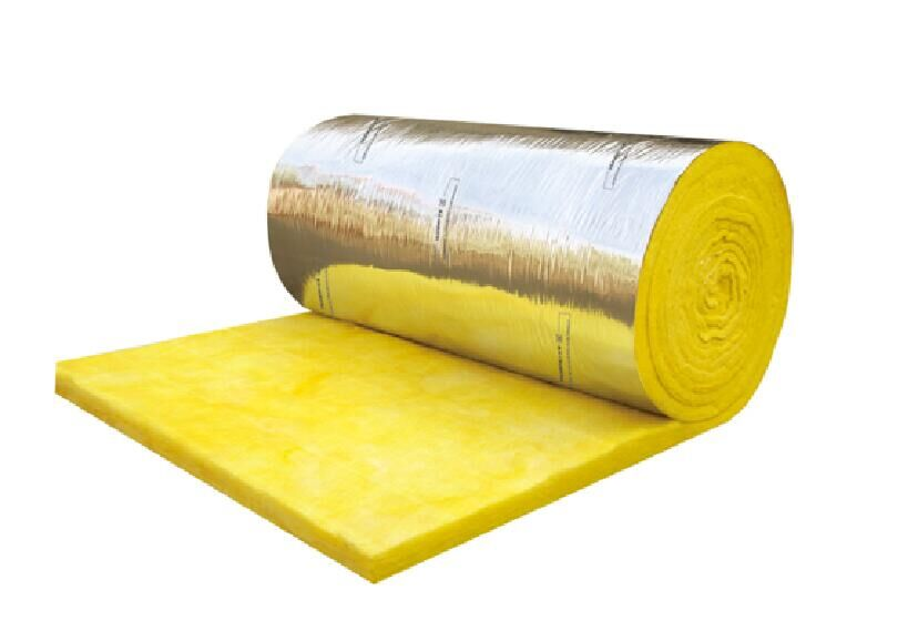 Glasswool, Thermal Glass Wool Insulation Rolls/Glass Wool Blanket