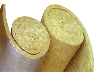 Roofing Wire Mesh Rock Mineral Wool Blanket