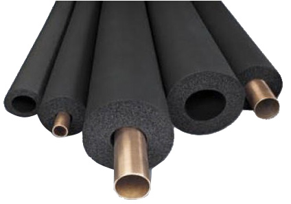 China suppliers closed cell rubber foam insulation pipe for air conditioner
