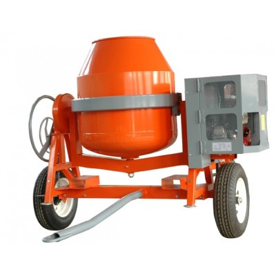 Portable Concrete Mixer 450L