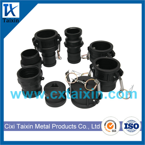 PP - Plastic Camlock Coupling Type A B C D E F DC DP
