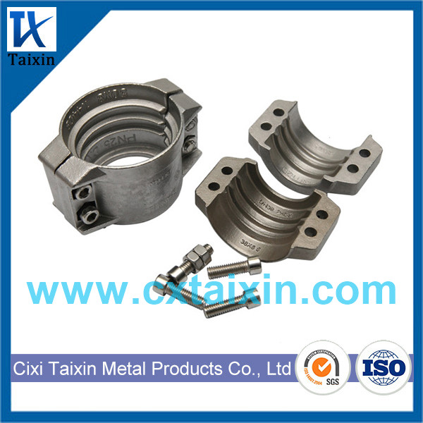 Aluminium/Stainless Steel DIN 2817 Safety Clamp