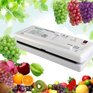 Electric vacuum sealer automatic home use small food vacuum packaging machine 220v